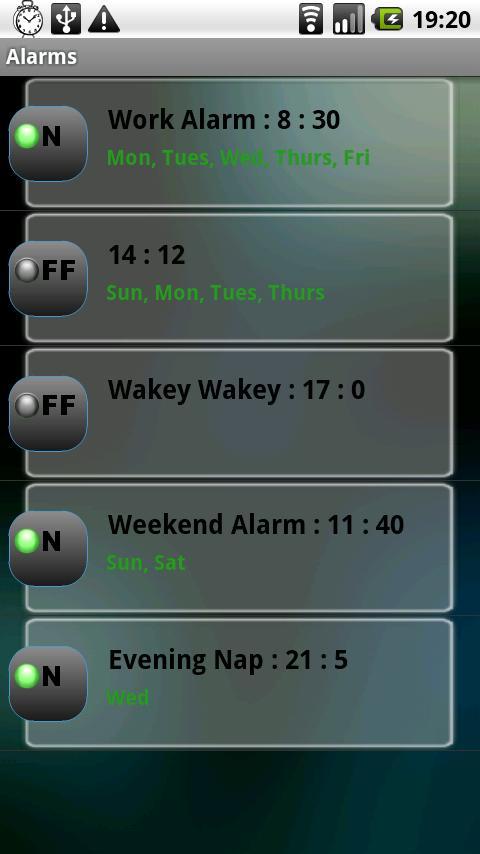 Ingenious Alarm Trial - screenshot
