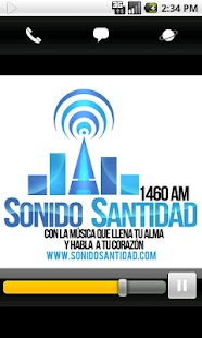 Sonido Santidad 1460 am - screenshot thumbnail