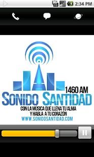 Sonido Santidad 1460 am - screenshot thumbnail