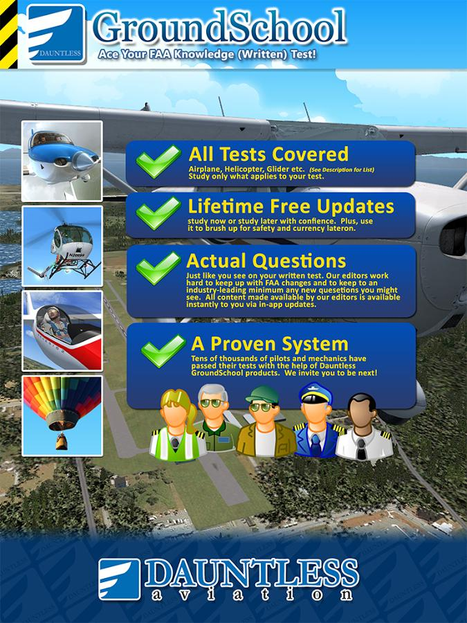 FAA Private Pilot Test Prep - screenshot