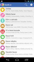 Screenshot of Bazák.cz - bazar zdarma