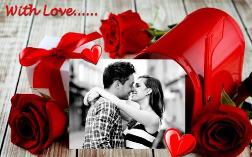 Beautiful Love Photo Frames