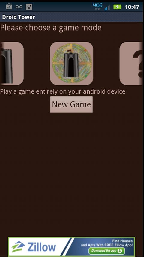 Droid Tower- screenshot