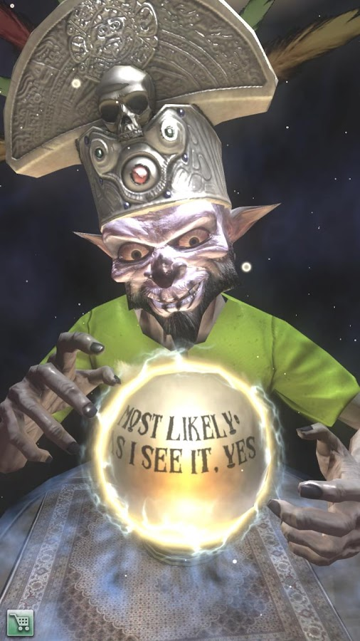 The Amazing Fortune Teller 3D - screenshot