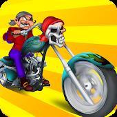 Pirate Motocross Bike Racing