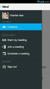 iMeet - screenshot thumbnail