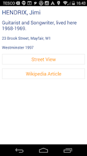 Blue Plaques London- screenshot thumbnail