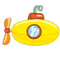 Submarine Surfer icon