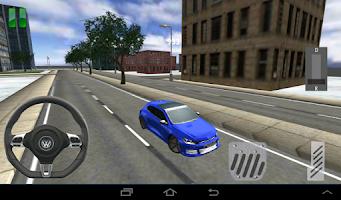 Screenshot of Speed Driving 3D