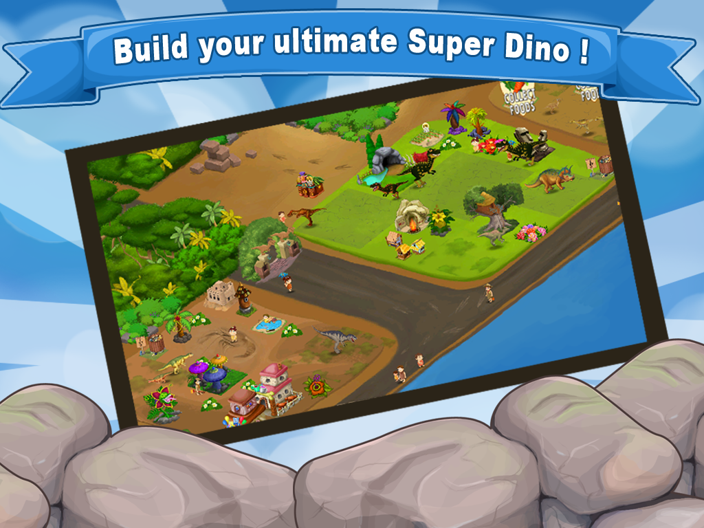 Super Dino - screenshot