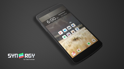 Synergy Icon Pack