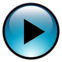 Blue Media Player Control DEMO logo