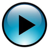 Blue Media Player Control DEMO
