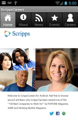 Scripps Careers 2.0