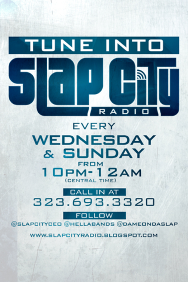 Slap City Radio - screenshot