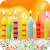 Birthday song, cake and candle file APK for Gaming PC/PS3/PS4 Smart TV