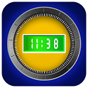 Simplest Digital Clock icon