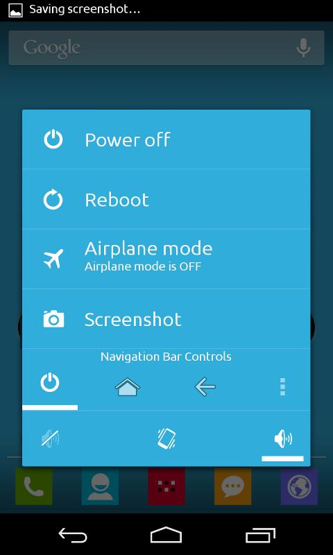 CoolBlue CM / AOKP Theme -Free - screenshot