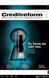 Creditreform Magazin- screenshot thumbnail