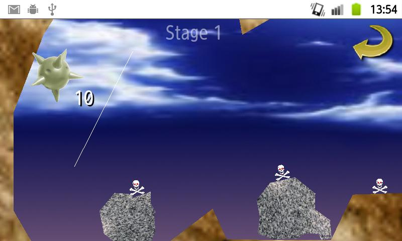 The Chain ball - screenshot