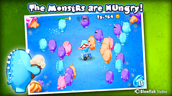 Hungry MonstR - screenshot thumbnail