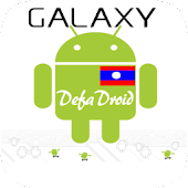 Free Download Galaxy DefaDroid (Lao Font) APK for Samsung