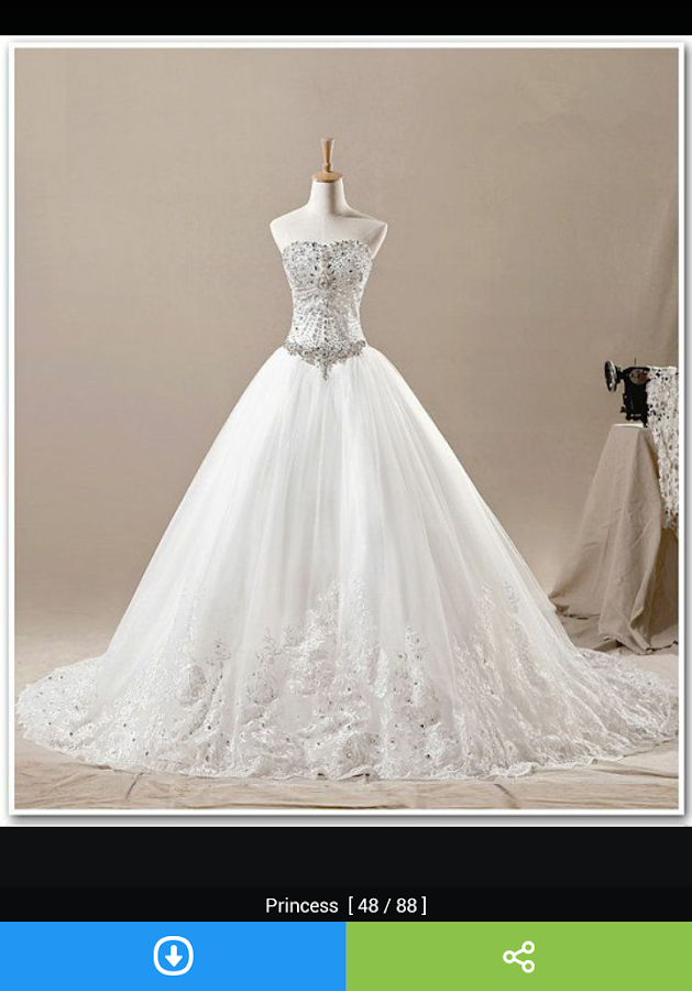 Wedding Gown Design Ideas : Wedding dress designs ideas android apps on google play