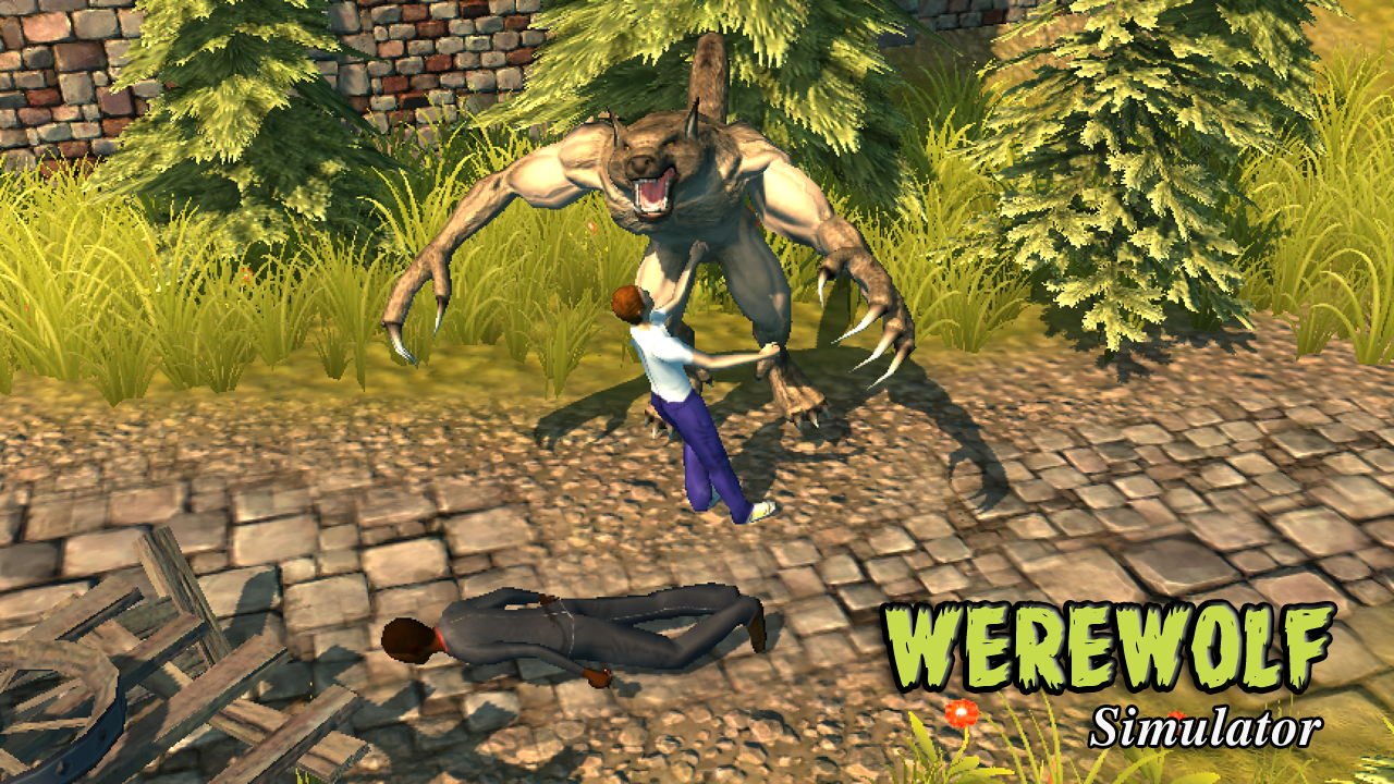 Werewolf Simulator Adventure - screenshot