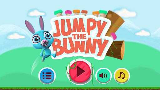 バニーゲーム - フライとジャンプ