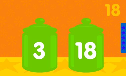 Cookie Jar Numbers