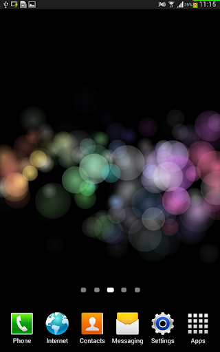 Abstract Bokeh LWP Pro
