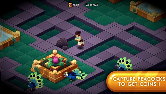 Treasure Tower Sprint- screenshot thumbnail