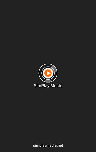 SimPlay Music Player