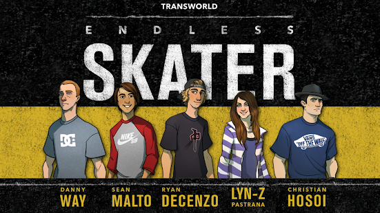 Transworld Endless Skater Screenshot 16