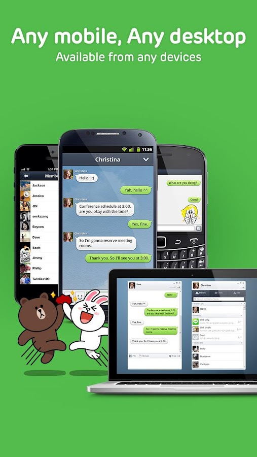 LINE Free Calls & Messages 8.11.0 Apk for Android