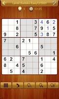 Screenshot of Sudoku II