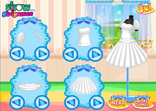 可爱女孩设计服装|玩休閒App免費|玩APPs