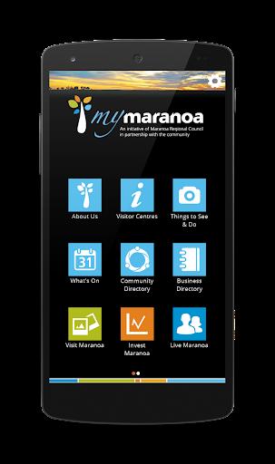 My Maranoa
