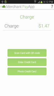 Merchant App- screenshot thumbnail