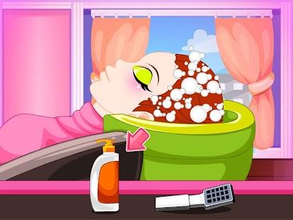 Beauty Hair Salon Screenshots