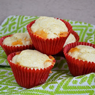 Cheddar Cheese Bread Muffins.