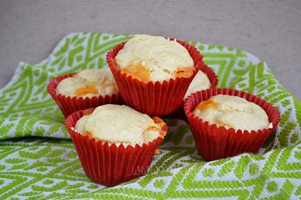 Cheddar Cheese Bread Muffins