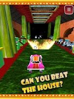 Screenshot of Casino Surfers Joe's 3D Escape