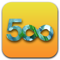 Review 500px icon
