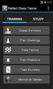 Perfect Chess Trainer v1.42.0