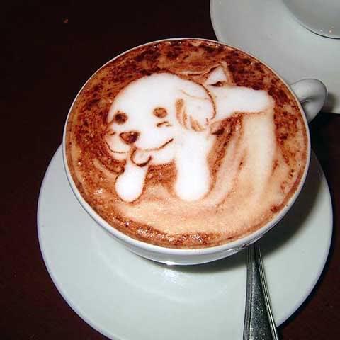 Art Latte Cool