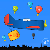 Airplane Balloons Game