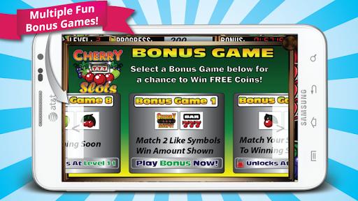 【免費博奕App】Cherry Slots Slot Machine-APP點子