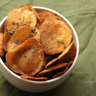 Stuffing-Flavored Potato Chips