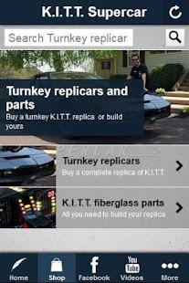 K.I.T.T. Supercar